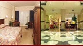 """Un hotel con estilo, el """"Pestana"""", en Buenos Aires"""