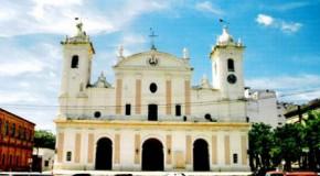 Mi paseo por Asunción del Paraguay