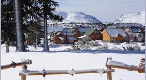 """""""Caviahue"""", nieve, bosques  y  aguas termales…"""