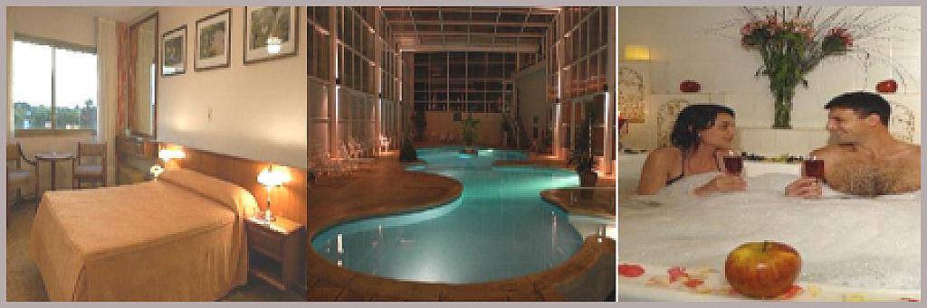 Hotel quirinal spa paz tranquilidad y descanso hotel for Gimnasio quirinal