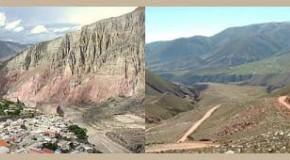 """""""Iruya"""", un pueblo que cuelga de la montaña"""