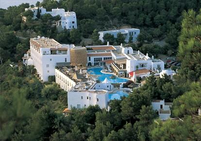 Vacaciones en Ibiza: Hotel Hacienda na Xamena