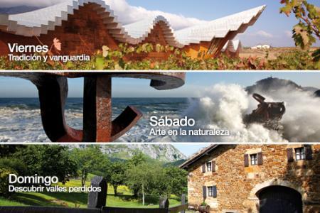 Déjate llevar… A Euskadi