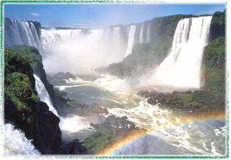 Cataratas del Iguazú, un paraíso de agua