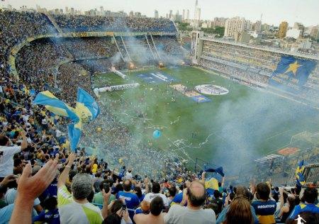 La Bombonera, para vivir la pasión del fútbol en primera persona