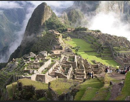 Sudamérica un territorio por conocer