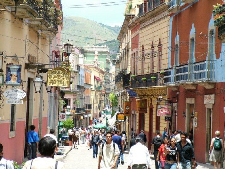 Guanajuato, el destino turístico más importante de México