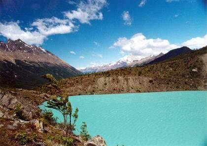 Calafate, turismo en Argentina