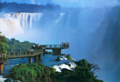 Conozca las Cataratas de Iguazú, Argentina.