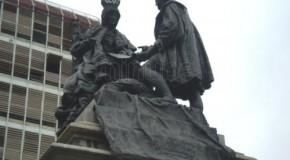 Monumento Reina Isabel y Colón